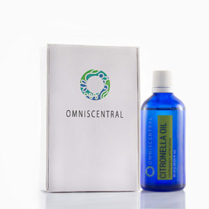 Certified Organic Citronella Essential Oil