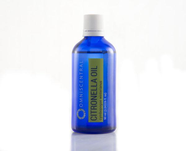 Certified Organic Citronella Essential Oil