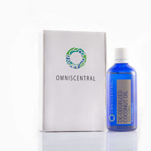 Certified Organic De-odorized Coconut Essential Oil
