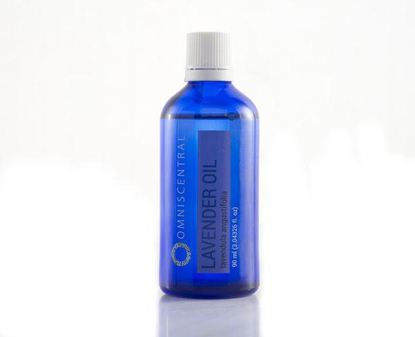 Certified Organic Lavender Essential Oil
