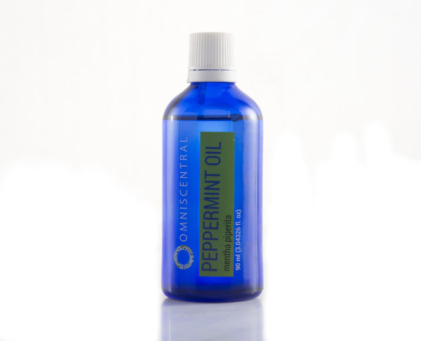 Certified Organic Peppermint Essential Oil