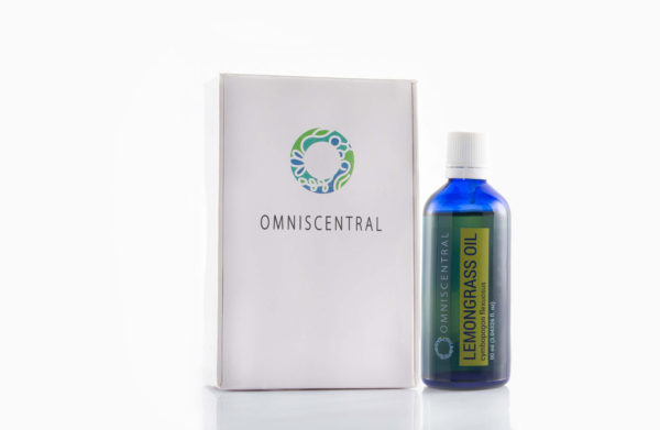 Certified Organic Lemongrass Essential Oil