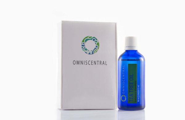 Certified Organic Tea Tree Essential Oil